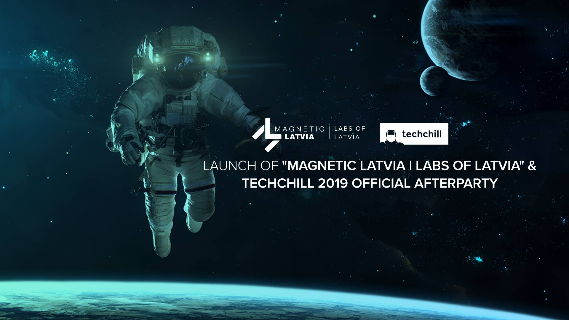 Labs of Latvia Re-launch & TechChill Afterparty